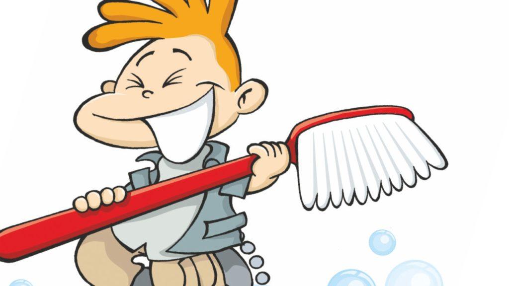 saúde oral na criança